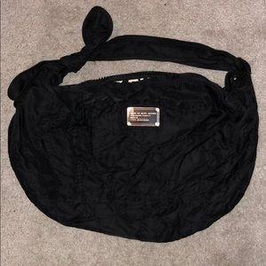 Marc by Marc Jacobs Black Nylon Shoulder Bag